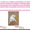 La Journée nationale des Autochtones, le 21 juin 2017