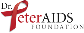 Dr Peter AIDS Foundation logo